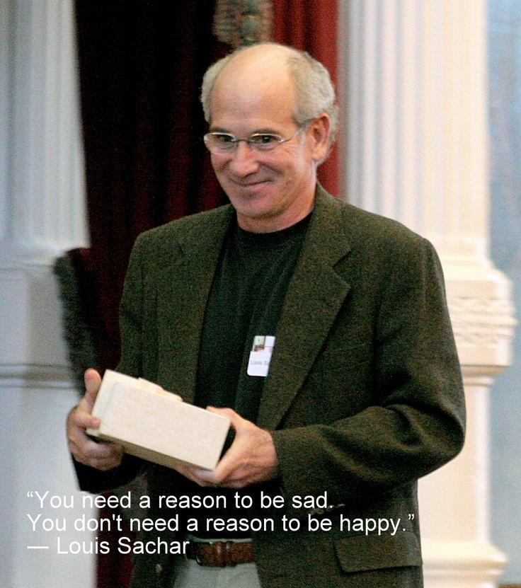 Holes Movie Quotes: Louis Sachar Quotes. QuotesGram