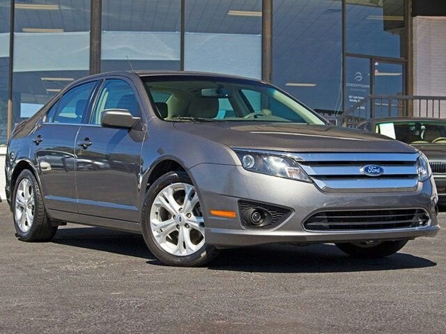 2012 Ford Fusion Ford Fusion