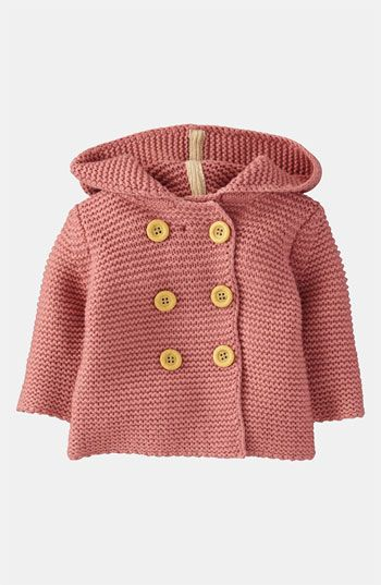 Mini Boden Knit Jacket (Infant) | Nordstrom