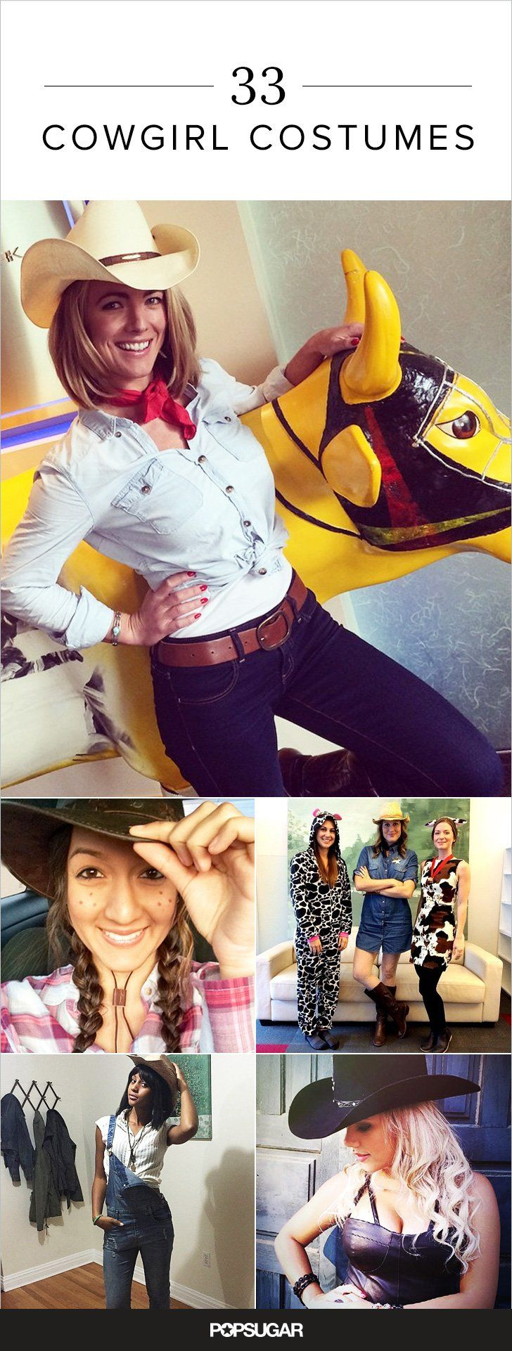 33 DIY Country Girl Costumes