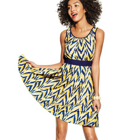 You will love this product from Avon:  mark Go To Print Dress Was $44.00 now $24.99!