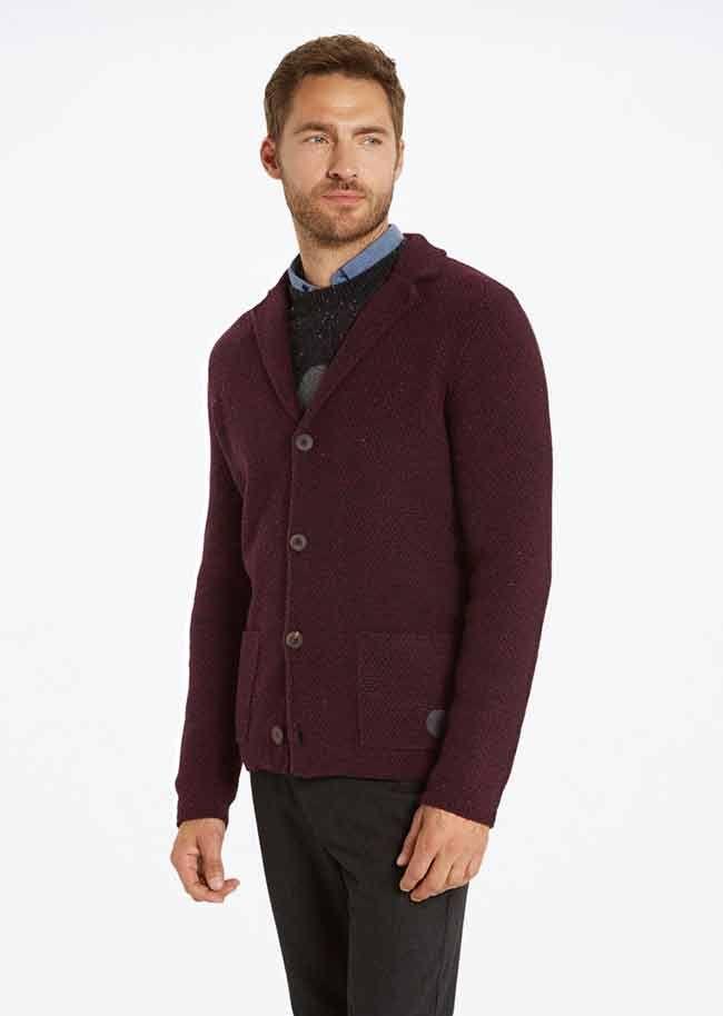 Herenmode, Marc O'Polo grof gebreide trui van hoogstaand wol en kasjmier. MEER http://www.pops-fashion.com/?p=31953