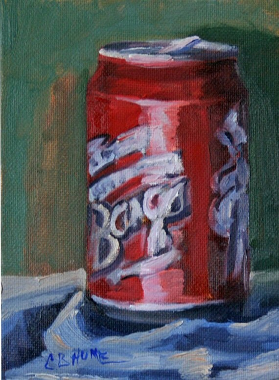 Barq's+Has+Bite+New+Orleans+Louisiana+Art+by+HumeArtStudio+on+Etsy,+$30.00: Orleans, Southern Delights, Cultural Decor, Louisiana Art Paintings, De Lis, Delights Soul