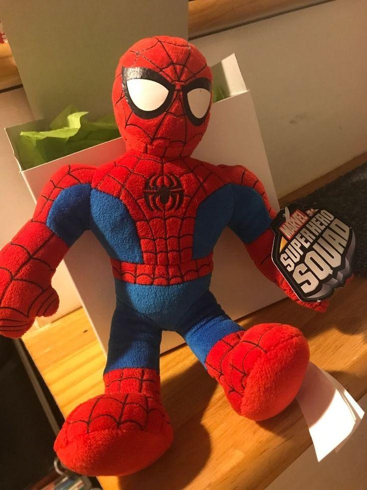 16+ Spider man stuffed animal ideas in 2021