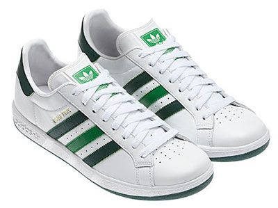Adidas Grand Prix trainers return in white and green