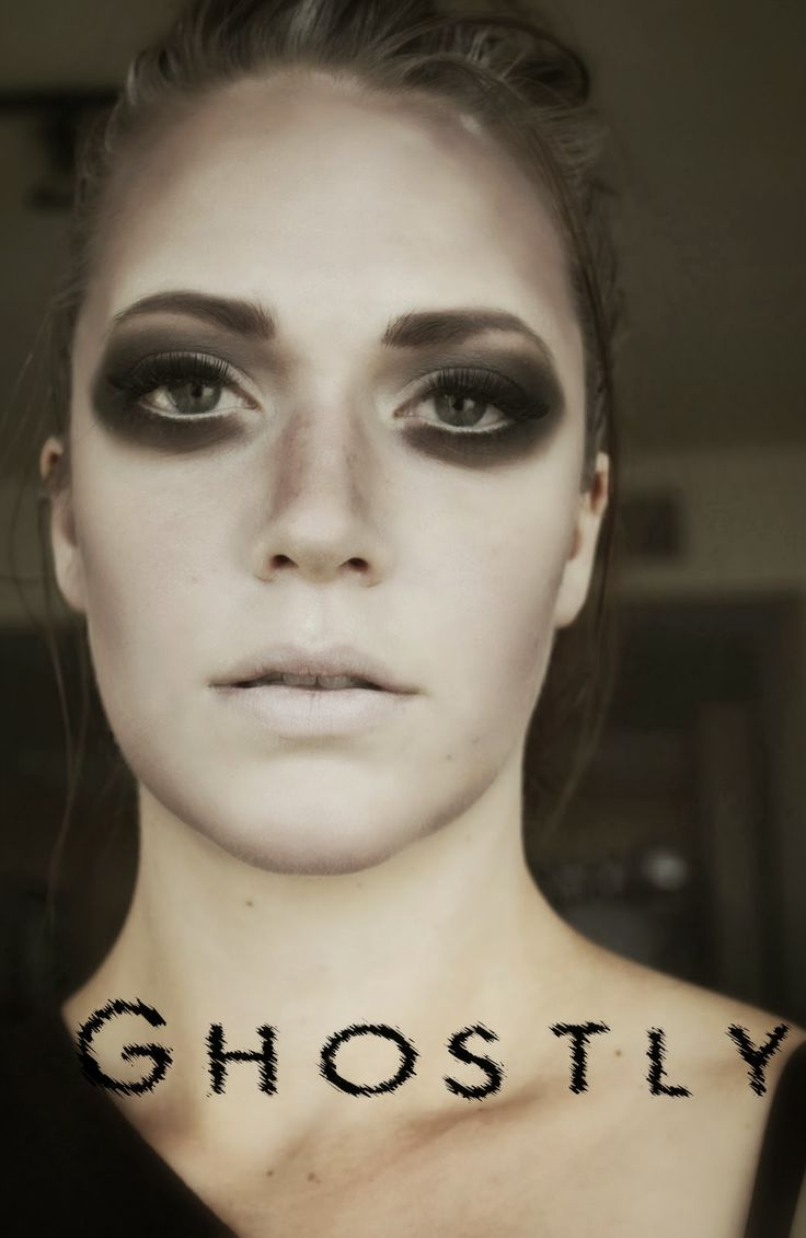 137 best Masterful Makeups - Ghostly Gals n Guys images on ...