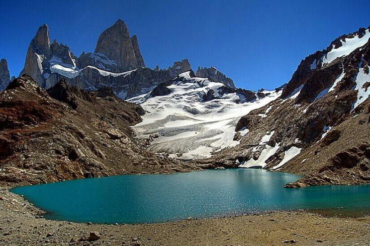 Laguna de los tres - Patagonia