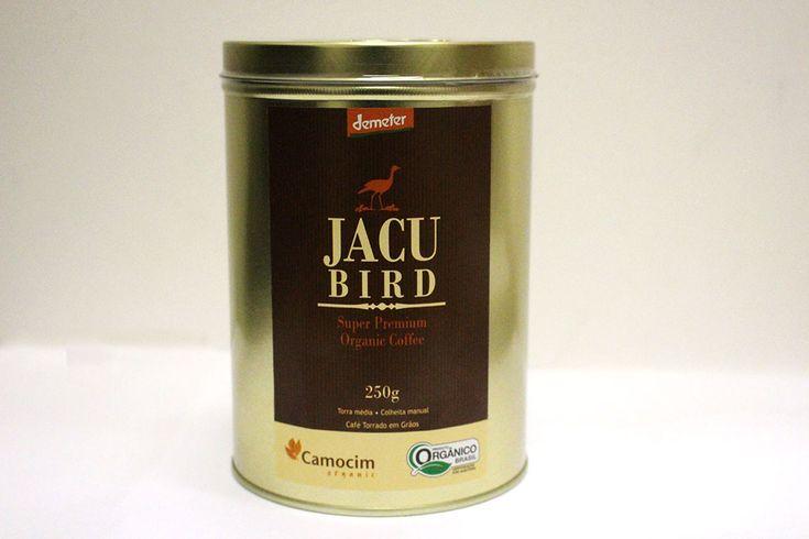 Pote do café Jacu Bird