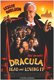 Dracula, Dead And Loving It (1995) Leslie Nielson, Harvey Korman, Mel Brooks, Amy Yasbeck, Lysette Anthony, Steven Webber