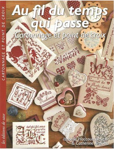 Французский журнал по вышивке крестом