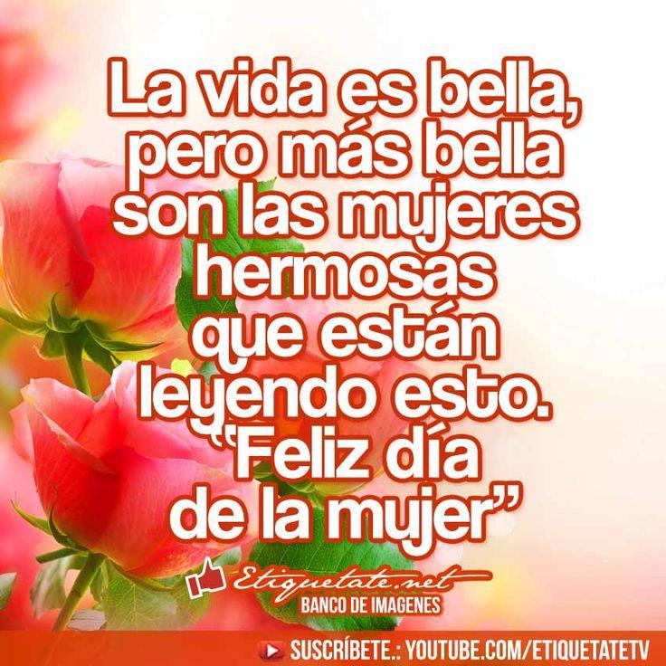 Imagenes del Dia de la mujer para Facebook | http://etiquetate.net/imagenes-del-dia-de-la-mujer-para-facebook/