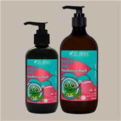 Bubble Bath - RASPBERRY. From $10.45. The juicy, sweet, and vibrant aromas of fresh #raspberry provide a bath time experience loved by all. With the bubbly foam and no-mess formula, Little One #Bubble #Bath proves a winner for the whole family. Provides a gentle deep clean without stripping the moisture from your child's delicate skin. Low irritant formula for sensitive little eyes.  Ideal for sensitive skins.
