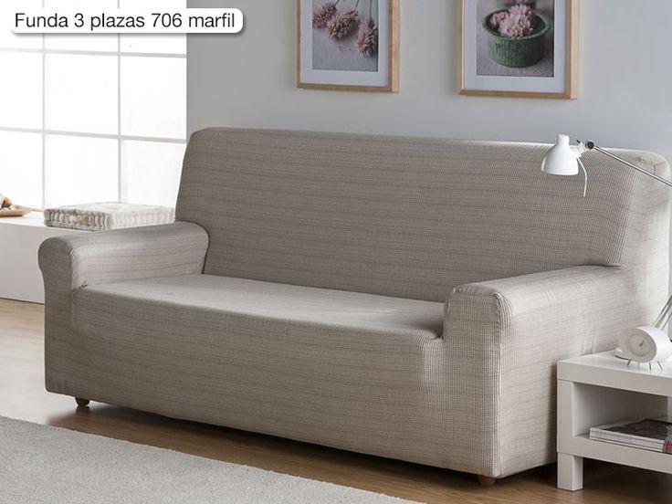 71 mejores im genes sobre fundas de sofa ajustables en for Fundas sofa carrefour
