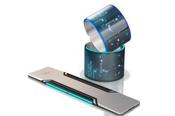 Ohebný telefon Blu