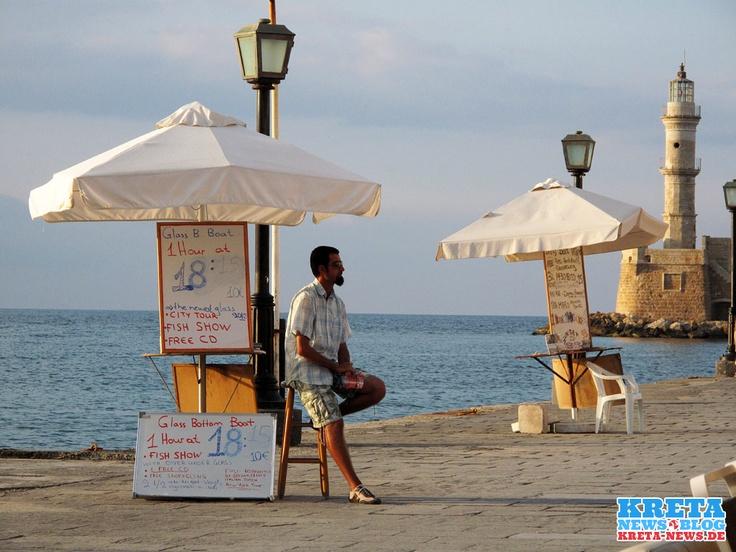 Chania Hafen (Kreta/Crete)