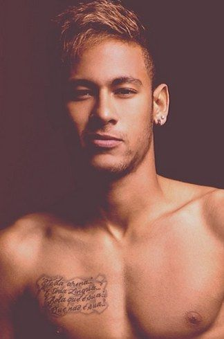 Neymar (Brazil)* | The 23 Hottest Guys Left In The World Cup