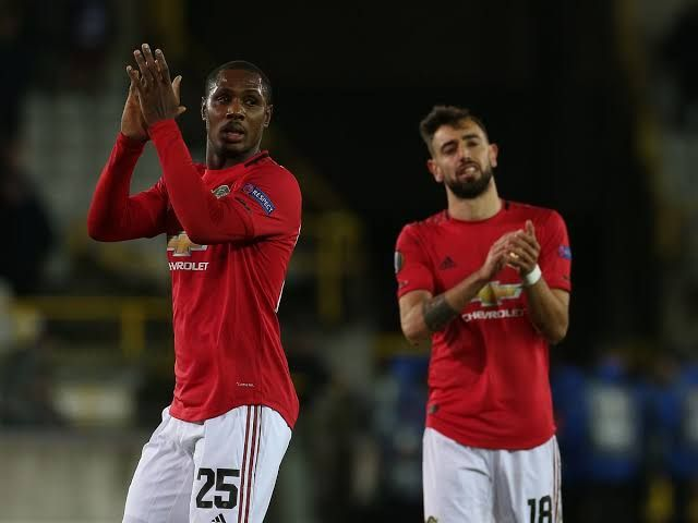 Ighalo Scored Brace To Edge Over Derby In 2020 Ole Gunnar Solskjaer Wayne Rooney Derby