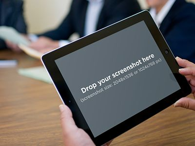 Black iPad in a business meeting. Try it out: https://placeit.net/#!/stages/black-ipad-retina-display-business-meeting Follow us for a chance to snag a free subscription coupon!