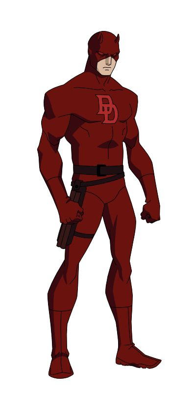Daredevil by SpiedyFan.deviantart.com on @DeviantArt