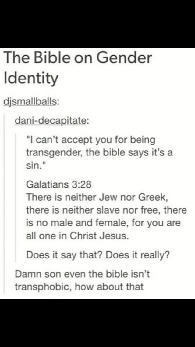 Is being a transgender a sin-2495