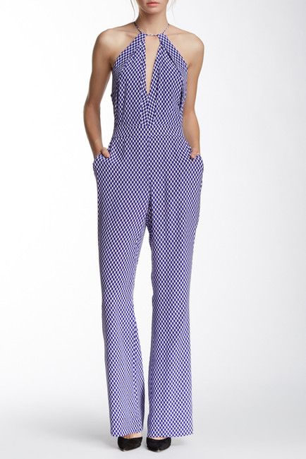 Ireland Silk Jumpsuit