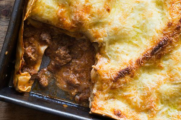 Favourite beef lasagne – Recipes – Bite