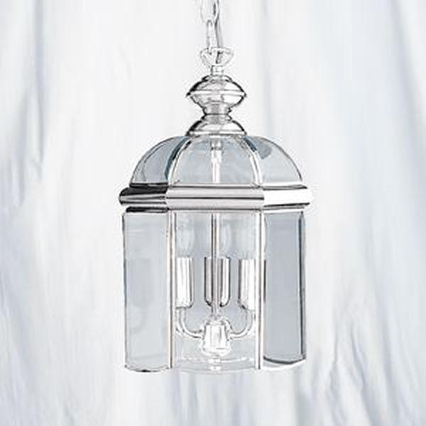 előszoba Searchlight Lanterns függeszték - 5133CC - lámpa, csillár, világítás, Vészi lámpa webáruház