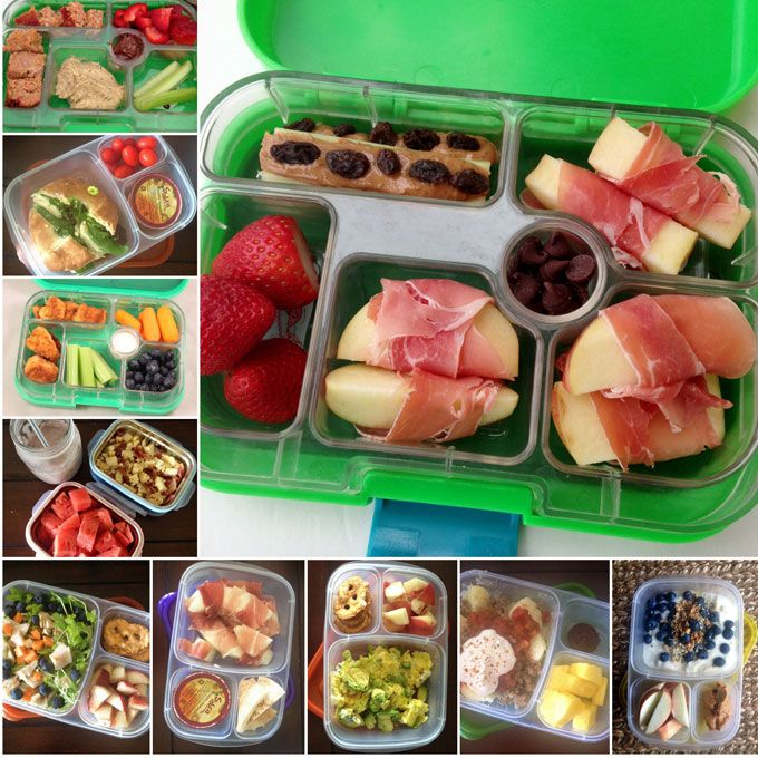 75 Healthy Office/School Lunch Ideas