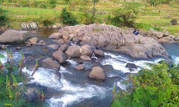 Cadas Ngampar Sadananya, Potensi Wisata di Ciamis