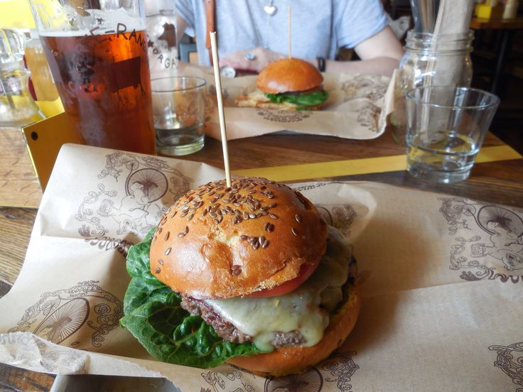 Bison Burger - Bare Burger - Brooklyn, NY