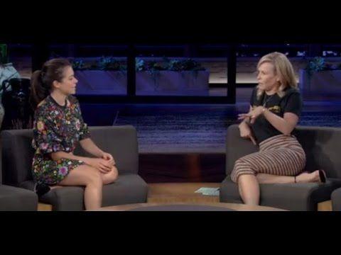 Tatiana Maslany - Chelsea Show
