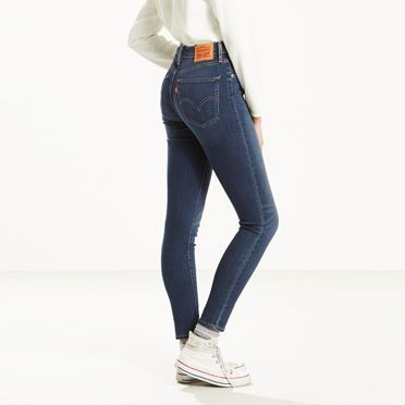 Levi's Mile High Super Skinny Jeans - Women's 30x30