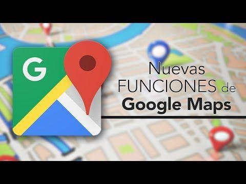 WWWhat's new? – Aplicaciones, marketing y noticias en la web  –  Las nuevas funciones de Google Maps, explicadas en vídeo