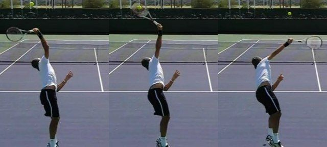 Top Spin Tennis Serve And Pronation How To Master It Feel Tennis Tennis Serve Tennis Tennis Online