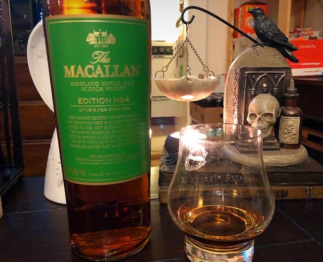 The Macallan Edition No 4 Thewhiskeywench Whisky