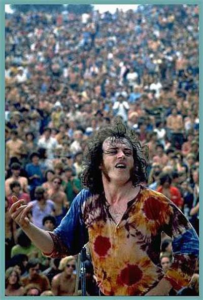 Sometimes when I'm by myself I pretend I'm Joe Cocker at Woodstock 1969. You're not allowed to judge me.