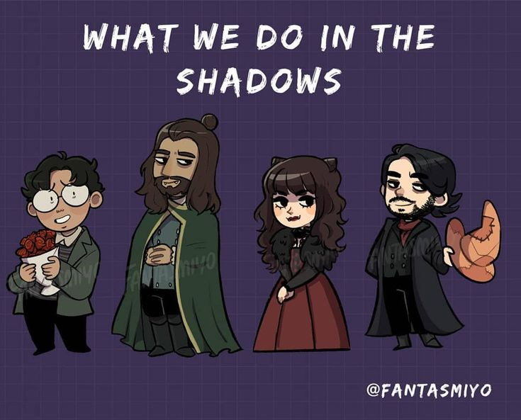 Park Art My WordPress Blog_What We Do In The Shadows Official Merchandise