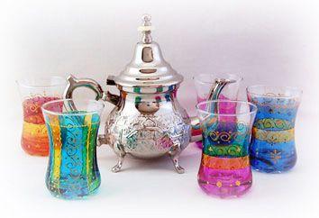 モロッコ雑貨・チュニジア雑貨AGADIR:モロッコのティーポット