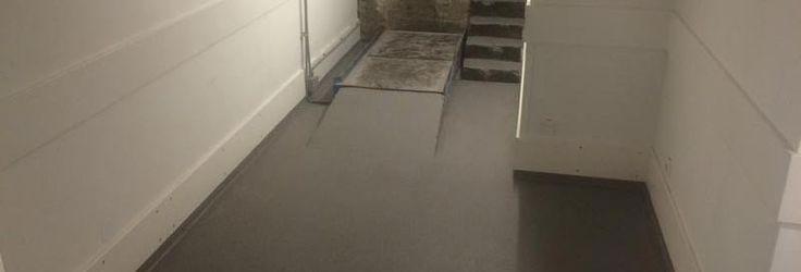 Horeca gietvloer – hotel vloer Amsterdam