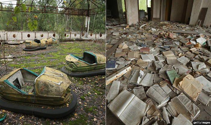 체르노빌 사고 29년 후 '유령 도시'의 현재 (사진 10장) #insight