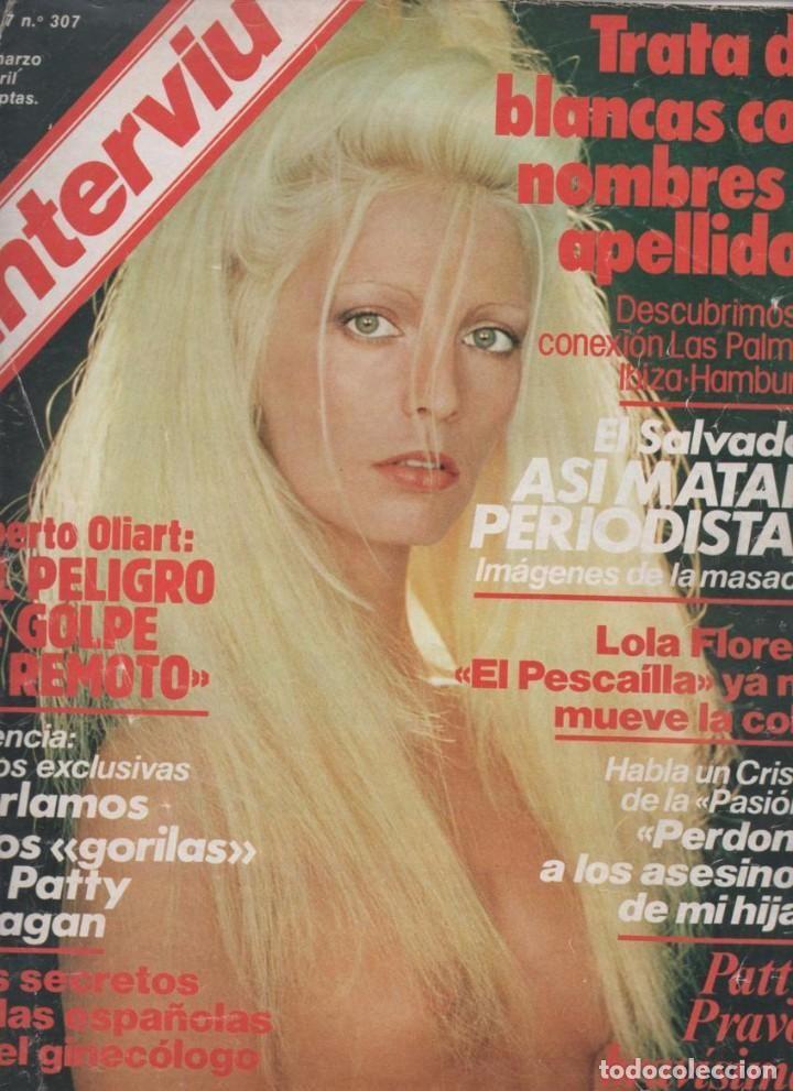 REVISTA INTERVIÚ Nº 307 MARZO 1982: LA NOCHE EN QUE ASALTAMOS EL CONGRESO, CRÓNICA DE UN ASALTANTE