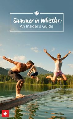 Find out what makes Whistler, British Columbia much more than a winter travel destination. If you prefer summertime adventuring, try hiking or biking the beautiful Whistler trails, take to the skies bungee jumping or ziplining, or get out on the water for some whitewater rafting, paddle boarding, and canoeing. After hours you can chill out at the spa or in a yoga class. The site of the Vancouver 2010 Olympics also boasts amazing nightlife and great cultural experiences. | @explorecanada
