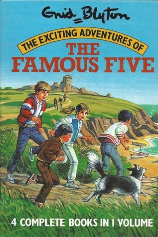 The Exciting Adventures of The Famous Five - Enid Blyton