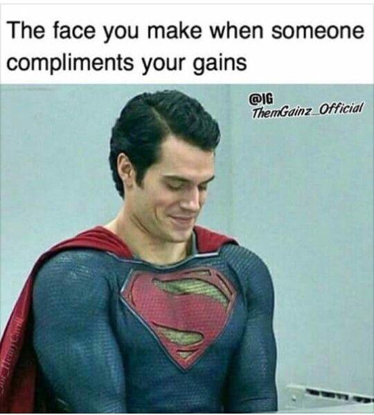 Superman lifting gains