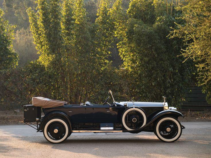 1924 Rolls-Royce Silver Ghost Pall Mall Tourer by Merrimac #404MF
