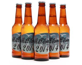 Family Reunion Favors Reunion Ideas Beer Bottle Labels