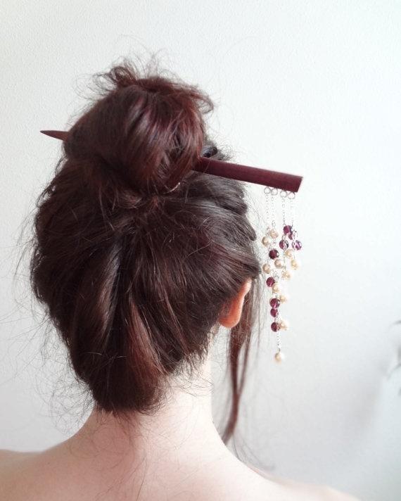 Hair Sticks By The Ancient Muse In 2019 Hair Geisha