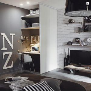 Les 25 meilleures id es de la cat gorie chambres loft adolescent sur pinterest lits superpos s for Chambre loft ado