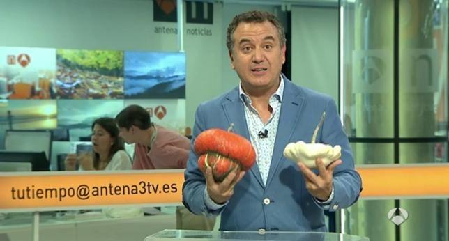 El Real #jardín Botánico nos muestra que las calabazas no son solo cosa de Halloween - ANTENA 3 TV