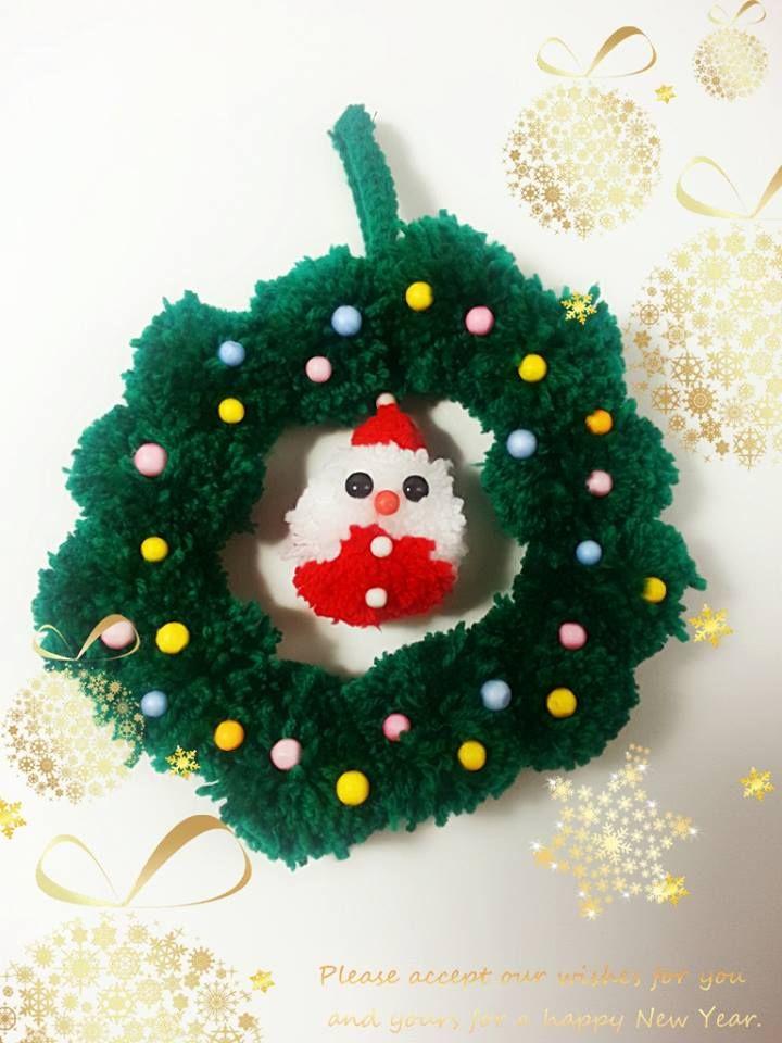 Crochet Christmas Deco